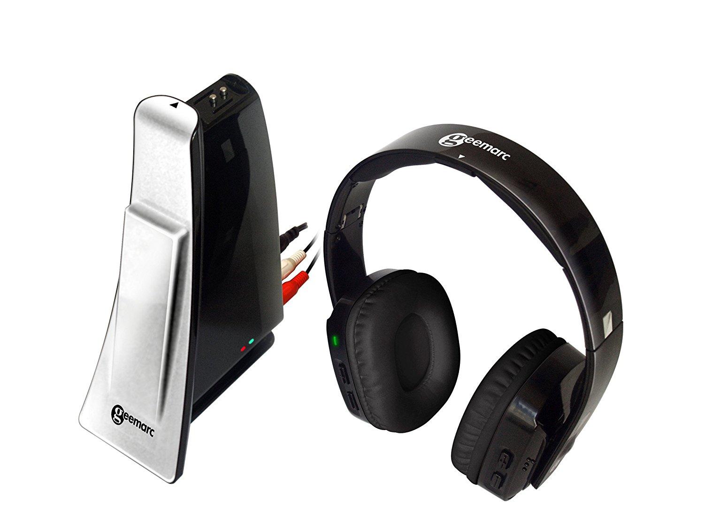 Auriculares inalámbricos Geemarc CL7400 de alta calidad Estéreos